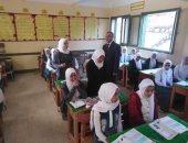 وكيل تعليم شمال سيناء يتفقد مدارس العريش