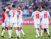 ثنائية أكرم عفيف تمنح قطر التفوق ضد الإمارات 2 - 1 بالشوط الأول.. فيديو
