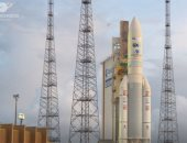 """مصر تنجح فى إطلاق القمر الصناعى """"طيبة - 1"""" لأغراض الاتصالات"""