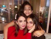 """ديانا حداد تحتفل بعيد ميلاد ابنتها الصغرى: """"كل عام و أنتي بخير يا نور عيوني"""""""