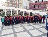 شاهد.. طلاب المدارس يزورون متحف رشيد القومى × 15 صورة