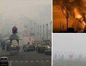 ارتفاع مستويات تلوث الهواء وثانى أكسيد الكربون يعيقان الوظيفة الإدراكية بنسبة 50%