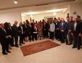 صور.. سفيرة مصر بالسنغال تستقبل بعثة رجال الأعمال المصريين