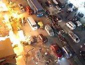 شكوى من تكدس السيارات وانتشار القمامة فى الهانوفيل العجمى بالإسكندرية