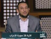فيديو.. رمضان عبدالمعز: المطلقون يدخلون فى حرب يحاسبون عليها يوم القيامة