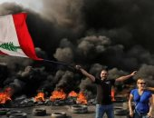 لبنان.. إضراب محطات الوقود يتسبب فى توتر وقطع للطرق واحتجاجات