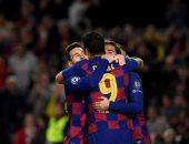 ملخص واهداف مباراة برشلونة ضد دورتموند فى دورى ابطال اوروبا