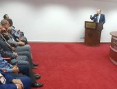 رئيس مطار الغردقة: لجنة مختصة لدراسة زيادة مرتبات العاملين