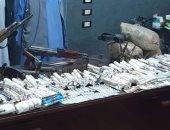 رصد 597 مخالفة مرورية وضبط 50 كيلو بانجو خلال حملة أمنية بأسوان