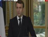 ماكرون: العداء مع روسيا لا يساهم فى تحسين الأمن بأوروبا