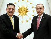 برلمان أنقرة يصادق على اتفاق السراج – أردوغان بالمتوسط رغم عدم قانونيته