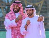 قادة المستقبل..قصة صورة تجمع ولى عهد دبى حمدان بن راشد والأمير محمد بن سلمان