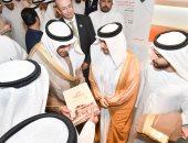 أحمد العامرى: المشاركة فى المعارض العربية تقود نحو الارتقاء بواقع ثقافتنا