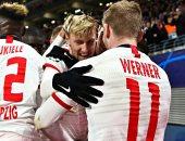 لايبزيج يتأهل لدور الـ16 بدورى الأبطال بتعادل مثير مع بنفيكا.. فيديو