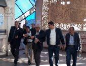 محافظ الجيزة: تشميع 20 مقهى وسيبر وجيم لم يلتزموا بقرارات الغلق