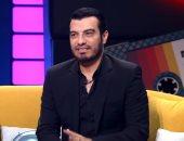 """إيهاب توفيق ضيف هشام عباس ببرنامج """"شريط كوكتيل"""".. اليوم"""