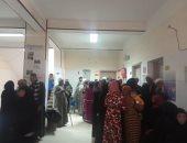 الكشف بالمجان على 1170 مواطن ضمن القرى الأكثر إحتياجا بسوهاج