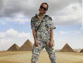 ناتالى إيمانويل: قضيت يوما عظيما بالهرم.. وتستعد لحفل ختام مهرجان القاهرة