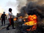 مقتل متظاهر بعد إطلاق ميليشيات مسلحة النار على محتجين بمحافظة النجف بالعراق