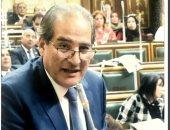 عبد العال والأمين العام للبرلمان يشاركون فى عزاء النائب محمد بدوى دسوقى