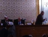 مفيد شهاب : وفد مصر نقل صورة حقيقية للمجلس الدولى عن وضع حقوق الإنسان