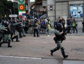 اعتقال 4 أعضاء باتحاد جامعى فى هونج كونج بتهمة الدفاع عن الإرهاب