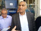 صور.. رئيس شركة مياه الجيزة يتفقد محطة مياه جزيرة الدهب لمتابعة نسب التنفيذ