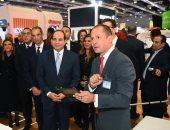 """وزير الاتصالات من معرض القاهرة الدولى للاتصالات """"CAIRO ICT"""": إعداد وتنفيذ برامج تدريبية لبناء الكفاءات الرقمية من أجل تعزيز قدرتها التنافسية بالأسواق الإقليمية والدولية.. وزيادة سرعة الانترنت فى مصر ثلاثة أضعاف"""