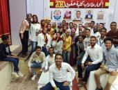 حقوق أسوان تنظم احتفالية لتنصيب اتحاد الطلاب الجديد ..صور