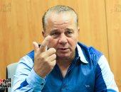 شوقى غريب: محاولات قوية لنقل ودية الأوليمبى مع البرازيل إلى مصر