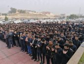 الحدث: وصول تعزيزات من 500 مقاتل لسجن الحوت و150 مقاتلا للبصرة