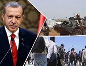 غزو تركيا لسوريا يمنح داعش قبلة الحياة.. مسئولون أمريكيون يكشفون أسرار صادمة