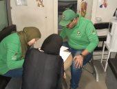 صور.. فريق أطفال بلا مأوى ينقذ 4 أطفال وكبار سن مشردين