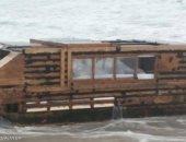 أيرلندا.. حل لغز قارب متنقل دون ركاب من 3 سنوات