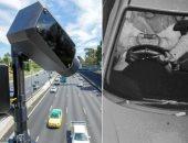 استراليا تشغل أول كاميرات بالعالم لرصد استخدام الهاتف أثناء القيادة