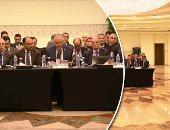 مصر والسودان وإثيوبيا يتفقون بواشنطن على جدول خطة ملء سد النهضة فى مراحل
