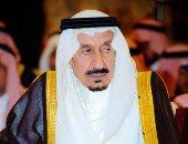 محمد بن زايد يقدم العزاء لخادم الحرمين وولى عهده فى وفاة الأمير متعب