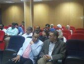 جلسة عملية لمناقشة نظام اللائحة الجديدة لكلية الطب بجامعة أسوان