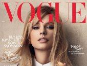 تايلور سويفت على غلاف مجلة فوج بسترة عمرها 14 عامًا من شانيل.. صور