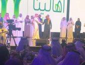 فيديو.. هيئة الصحفيين السعوديين تكرم المتميزين بالمملكة العربية السعودية