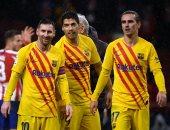 برشلونة ضد مايوركا.. ميسي وسواريز وجريزمان في هجوم البارسا