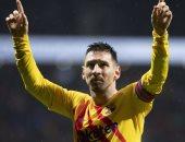 ميسي يعادل رقم جيجز فى دورى أبطال أوروبا بقمة نابولي ضد برشلونة اليوم