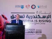 محافظ الإسكندرية: الرئيس شدد على الاهتمام بملف المنظومة الصحية
