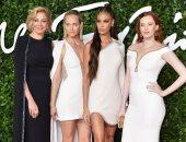 نجمات هوليود يتألقن فى حفل جوائز 2019 Fashion Awards