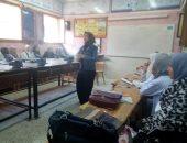 القومى للمرأة بالشرقية ينظم ندوات بالمدارس لتوعية الطالبات بمخاطر الزواج المبكر