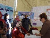 صور.. حملة تنشيطية لتنظيم الأسرة والصحة الإنجابية بالإسكندرية