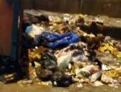 """قارئ يشكو من تراكم """"أكوام القمامة"""" فى مدينة أخميم بسوهاج"""