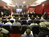 بدء فعاليات الجلسة الثانية للحوار الوطنى فى حزب مستقبل وطن