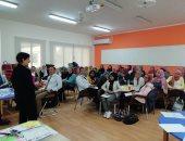 دورات تدريبية لمعلمى مدارس النيل على أحدث طرق التدريس والتكنولوجيا