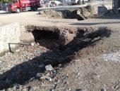 قارئ يشكو من انتشار المياه الجوفية بقرية بشنا محافظة  بنى سويف